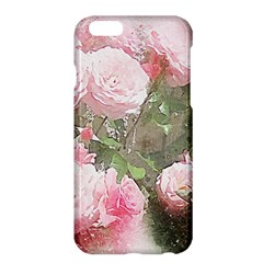 Flowers Roses Art Abstract Nature Apple Iphone 6 Plus/6s Plus Hardshell Case