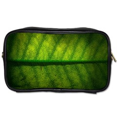 Leaf Nature Green The Leaves Toiletries Bags 2 Side