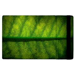 Leaf Nature Green The Leaves Apple Ipad Pro 9 7   Flip Case