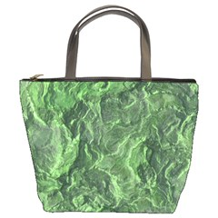 Geological Surface Background Bucket Bags