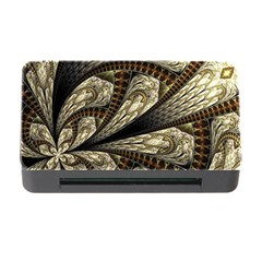 Fractal Abstract Pattern Spiritual Memory Card Reader With Cf