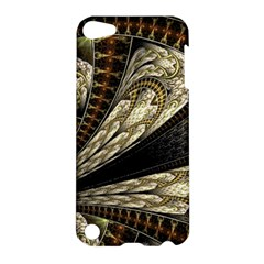 Fractal Abstract Pattern Spiritual Apple Ipod Touch 5 Hardshell Case by Nexatart