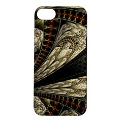 Fractal Abstract Pattern Spiritual Apple Iphone 5s/ Se Hardshell Case