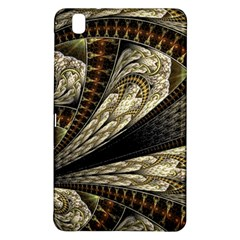 Fractal Abstract Pattern Spiritual Samsung Galaxy Tab Pro 8 4 Hardshell Case by Nexatart