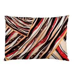Fabric Texture Color Pattern Pillow Case