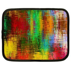 Color Abstract Background Textures Netbook Case (xl)