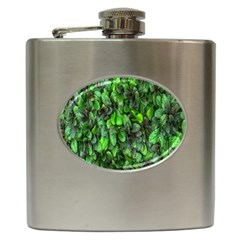 The Leaves Plants Hwalyeob Nature Hip Flask (6 Oz)