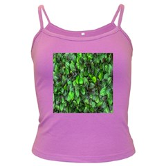 The Leaves Plants Hwalyeob Nature Dark Spaghetti Tank by Nexatart
