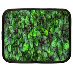 The Leaves Plants Hwalyeob Nature Netbook Case (xl)