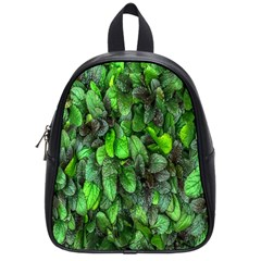 The Leaves Plants Hwalyeob Nature School Bag (small)