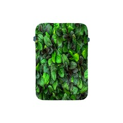 The Leaves Plants Hwalyeob Nature Apple Ipad Mini Protective Soft Cases by Nexatart