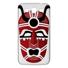 Africa Mask Face Hunter Jungle Devil Samsung Galaxy Mega 5 8 I9152 Hardshell Case