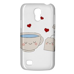 Cute Tea Galaxy S4 Mini by Valentinaart
