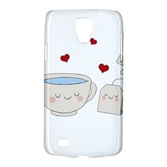 Cute Tea Galaxy S4 Active