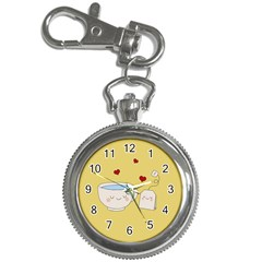 Cute Tea Key Chain Watches by Valentinaart