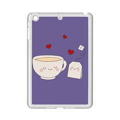 Cute Tea Ipad Mini 2 Enamel Coated Cases by Valentinaart