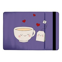 Cute Tea Samsung Galaxy Tab Pro 10 1  Flip Case by Valentinaart