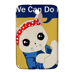Feminist Cat Samsung Galaxy Note 8 0 N5100 Hardshell Case  by Valentinaart