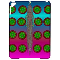 Meditative Abstract Temple Of Love And Meditation Apple Ipad Pro 9 7   Hardshell Case