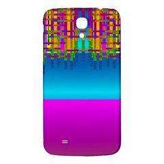 Sky Earth And Star Fall Samsung Galaxy Mega I9200 Hardshell Back Case by pepitasart