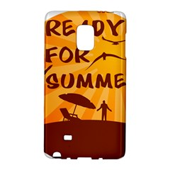 Ready For Summer Galaxy Note Edge by Melcu