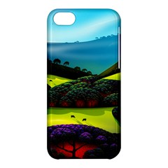 Morning Mist Apple Iphone 5c Hardshell Case by ValleyDreams