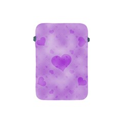 Soft Hearts D Apple Ipad Mini Protective Soft Cases by MoreColorsinLife
