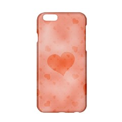 Soft Hearts C Apple Iphone 6/6s Hardshell Case by MoreColorsinLife