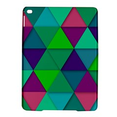 Background Geometric Triangle Ipad Air 2 Hardshell Cases