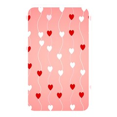 Heart Shape Background Love Memory Card Reader