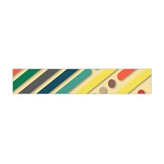 Background Vintage Desktop Color Flano Scarf (mini) by Nexatart