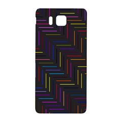 Lines Line Background Samsung Galaxy Alpha Hardshell Back Case
