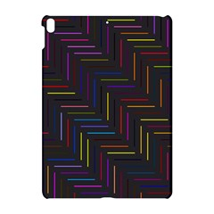 Lines Line Background Apple Ipad Pro 10 5   Hardshell Case