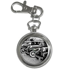Vehicle Car Transportation Vintage Key Chain Watches