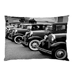 Vehicle Car Transportation Vintage Pillow Case (two Sides)