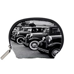 Vehicle Car Transportation Vintage Accessory Pouches (small)  by Nexatart