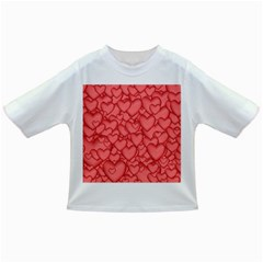 Background Hearts Love Infant/toddler T Shirts