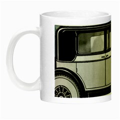 Vintage Car Automobile Auburn Night Luminous Mugs by Nexatart