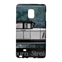 Vintage Car Automobile Auburn Galaxy Note Edge by Nexatart