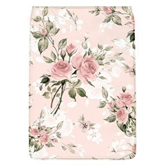 Pink Shabby Chic Floral Flap Covers (l)  by 8fugoso