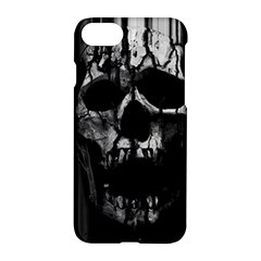 Black And Grey Nightmare Apple Iphone 8 Hardshell Case by vwdigitalpainting