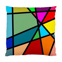 Modern Abstract Standard Cushion Case (two Sides)