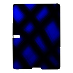 Abstract Plaid Samsung Galaxy Tab S (10 5 ) Hardshell Case  by vwdigitalpainting