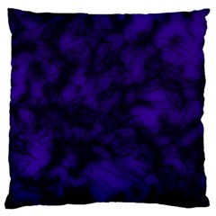 Midnight Large Cushion Case (one Side) by vwdigitalpainting