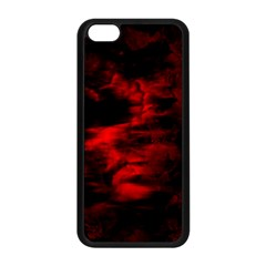 Anxiety Apple Iphone 5c Seamless Case (black) by vwdigitalpainting