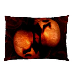 Of Two Minds Pillow Case