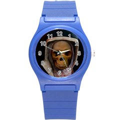 Save My Soul Round Plastic Sport Watch (s)