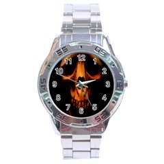Bloody Tears Stainless Steel Analogue Watch by vwdigitalpainting