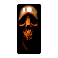 Bloody Tears Samsung Galaxy Alpha Hardshell Back Case by vwdigitalpainting