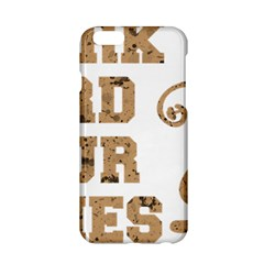 Work Hard Your Bones Apple Iphone 6/6s Hardshell Case by Melcu